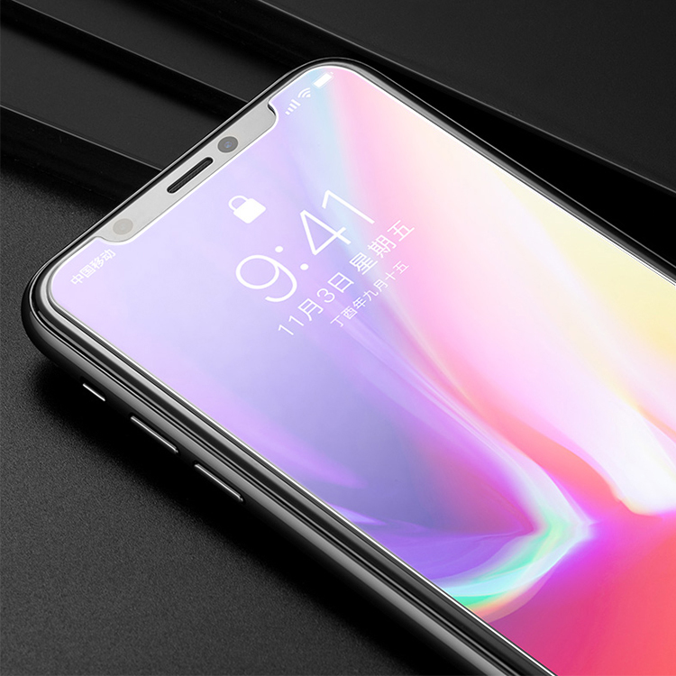 iphone x plus tempered glass shield