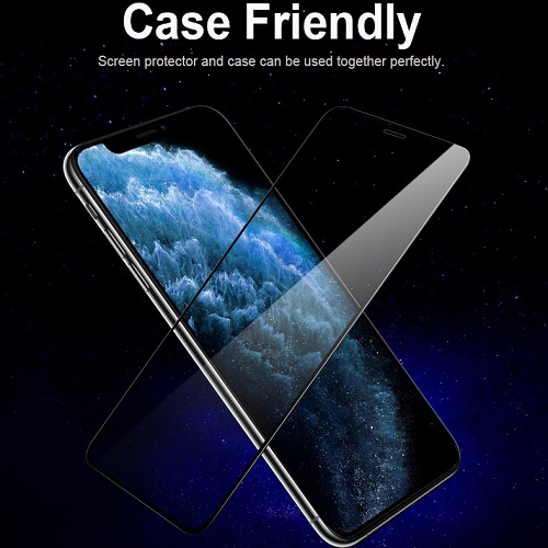 tempered glass screen protector for iphone xr/11