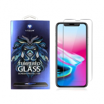 Iphone X 9 h gehard glas screen protector film