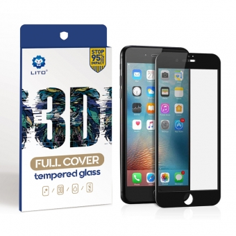 iPhone 6 / 6s Plus Onbreekbaar Gehard Glas Screen Protectors