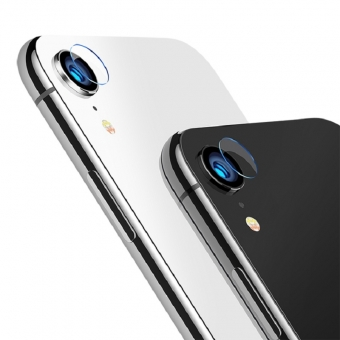 Iphone xr super heldere camera gehard glas screen protector cover