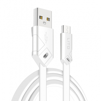 Micro-usb-kabel android-oplader snelle oplaadkabels voor Samsung